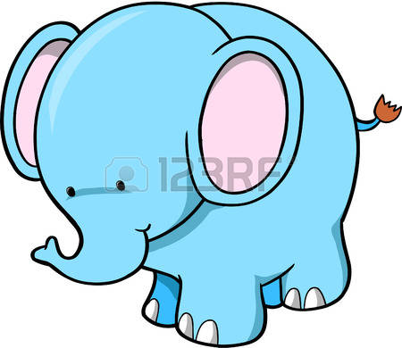 450x390 Pretty Cute Elephant Clipart Free Clip Art Pictures Graphics