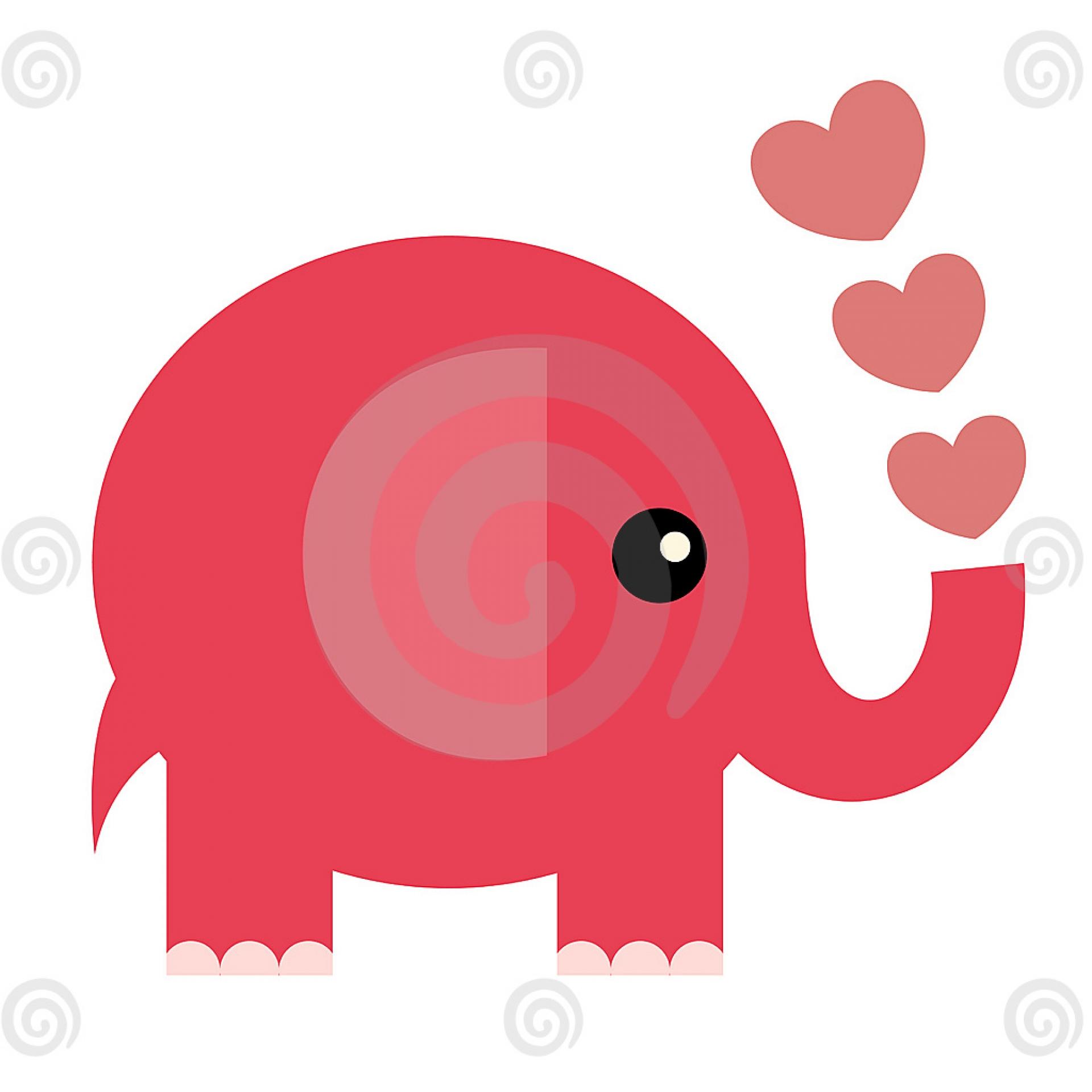 1920x1920 Creative Cute Pictures Of Cartoon Elephants Baby Elephant Clip Art