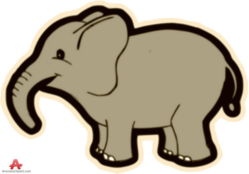 999x697 Elephant Ears Clipart Clipart Kid