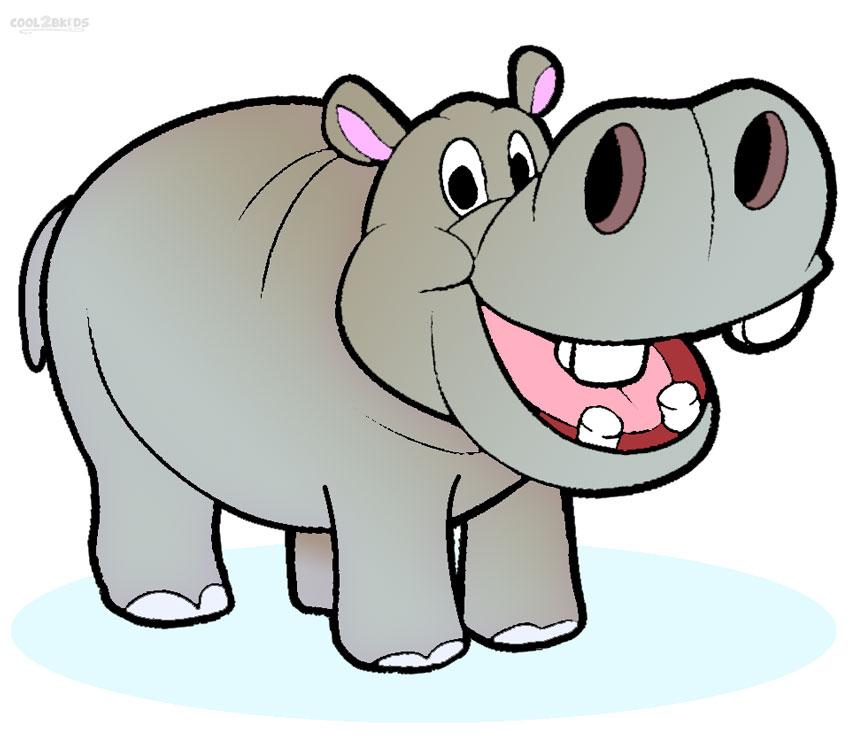 850x753 Hippo Clipart Ear 3611064