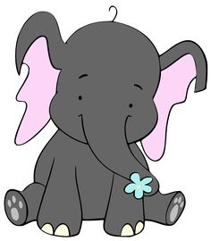 236x270 Free Printable Elephant Template Funny Elephant Face Cartoon