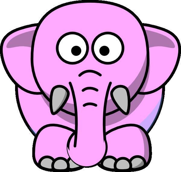 600x573 Image Of Elephant Head Clipart