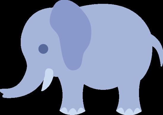 550x389 Inspirational Elephant Face Clipart Little Blue Elephant Free Clip