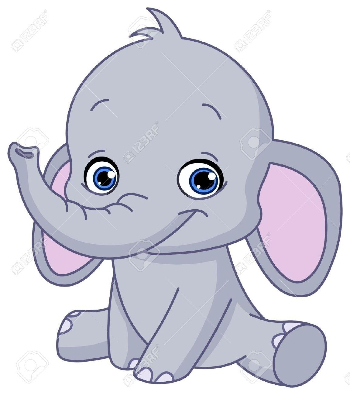 1152x1300 Baby Elephant Face Clipart