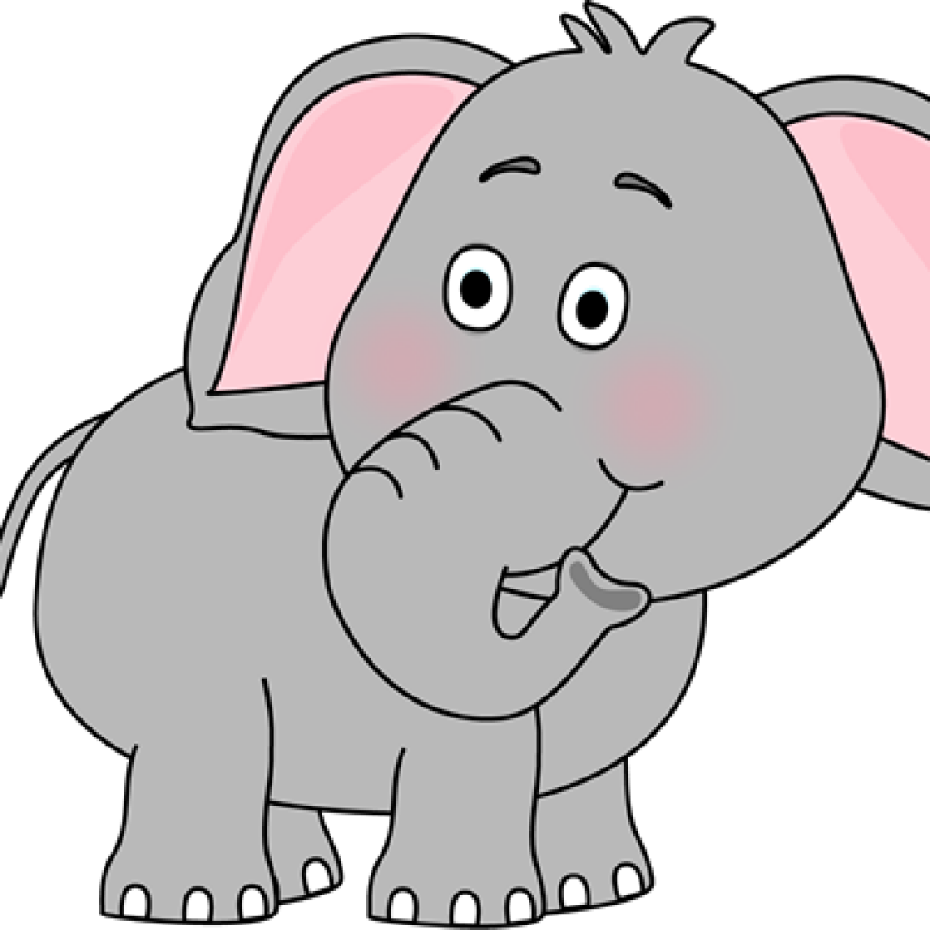 1024x1024 Clip Art Clip Art Elephant