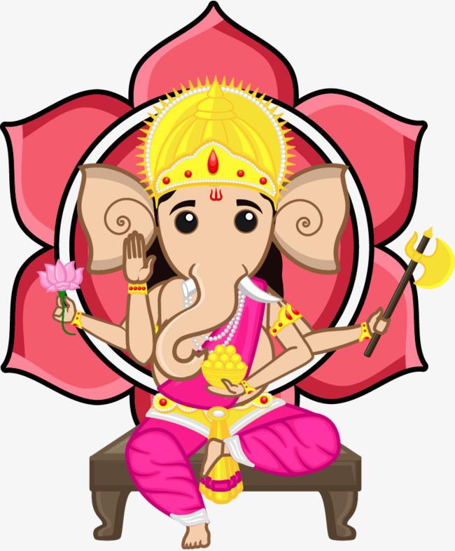 650x787 Cute Cartoon Icon Like God, Cartoon Icon, Elephant Gods Icon