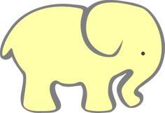 236x162 Elephant Cliparts