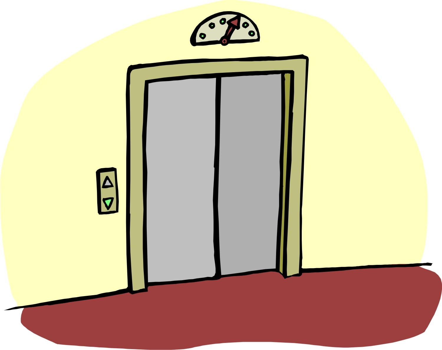 1500x1188 Fresh Elevator Clipart Design
