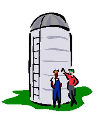 339x408 This Is A Clip Art Silo And It Clipart Panda