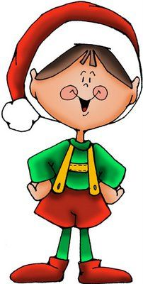 202x400 44 Best Christmas Elf Clipart Images On Elves