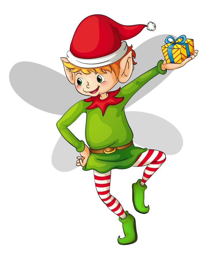 736x876 Transparent Elf Clip Art Merry Christmas Amp Happy New Year Arts