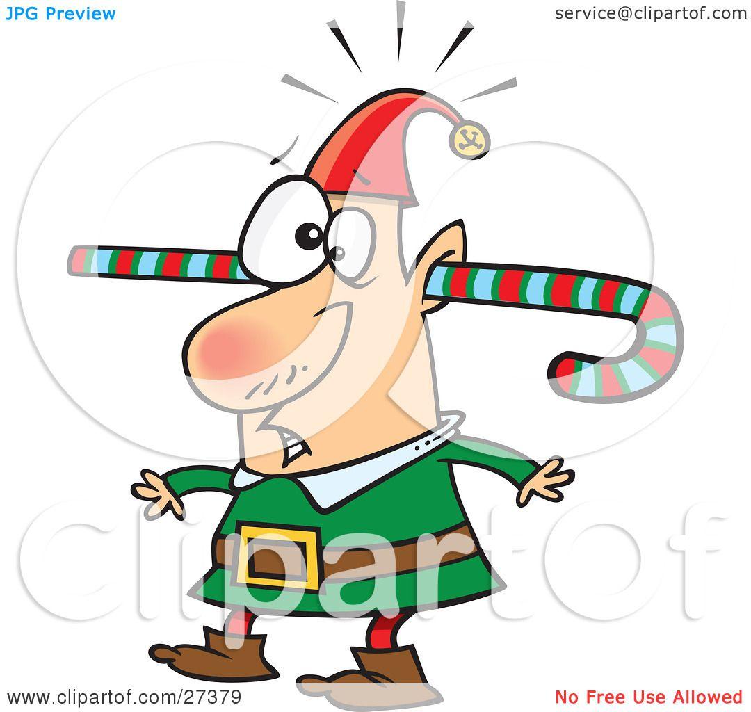 1080x1024 Clipart Illustration Of Confused Elf Walkinground