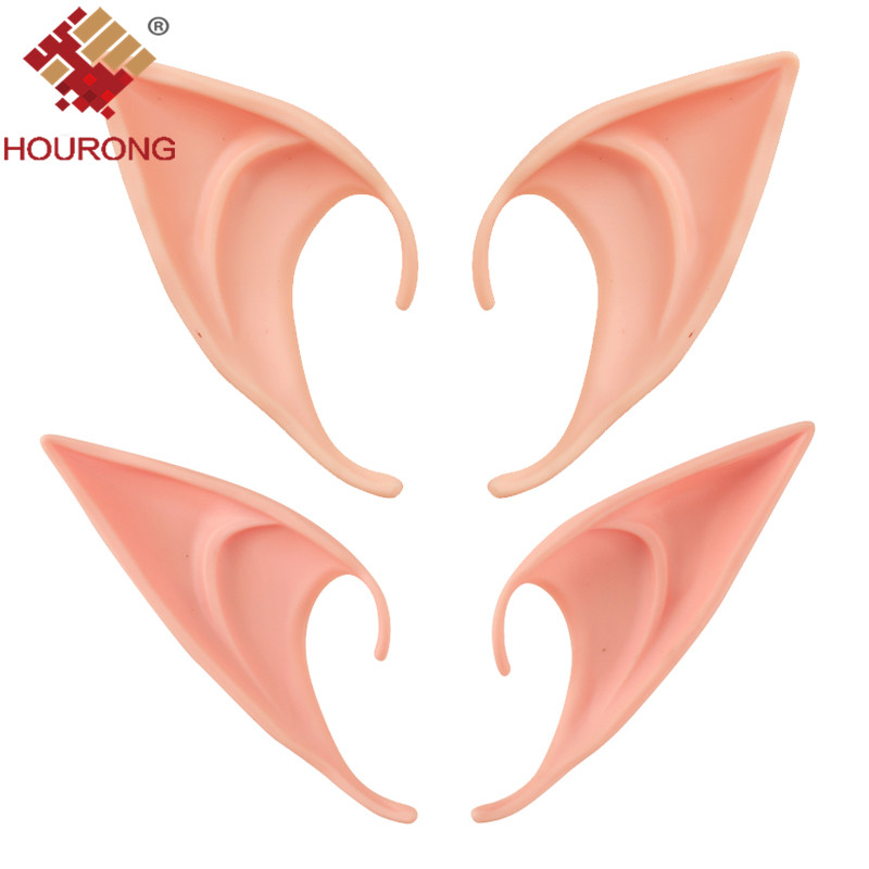 800x800 Hourong 1pair Mysterious Angel Elf Ear Cosplay Accessory Fancy