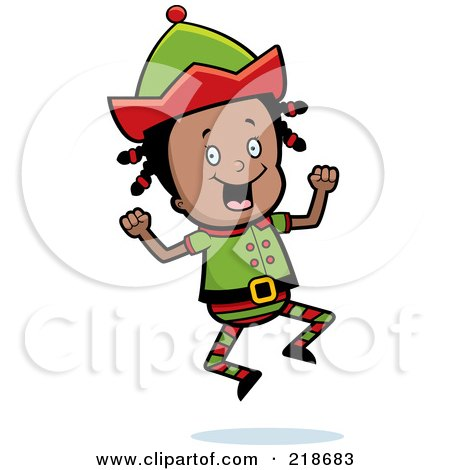 450x470 Royalty Free (Rf) Clipart Of Elf Characters, Illustrations, Vector