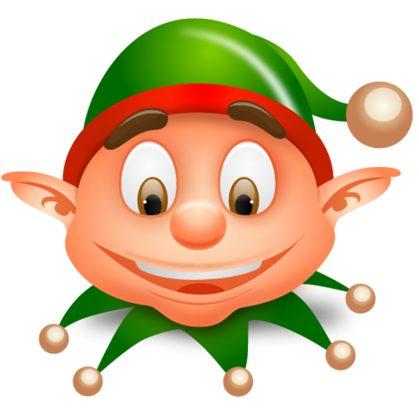 600x600 Christmas Girl Elf Clipart Archives Hd Christmas Pictures Image 2