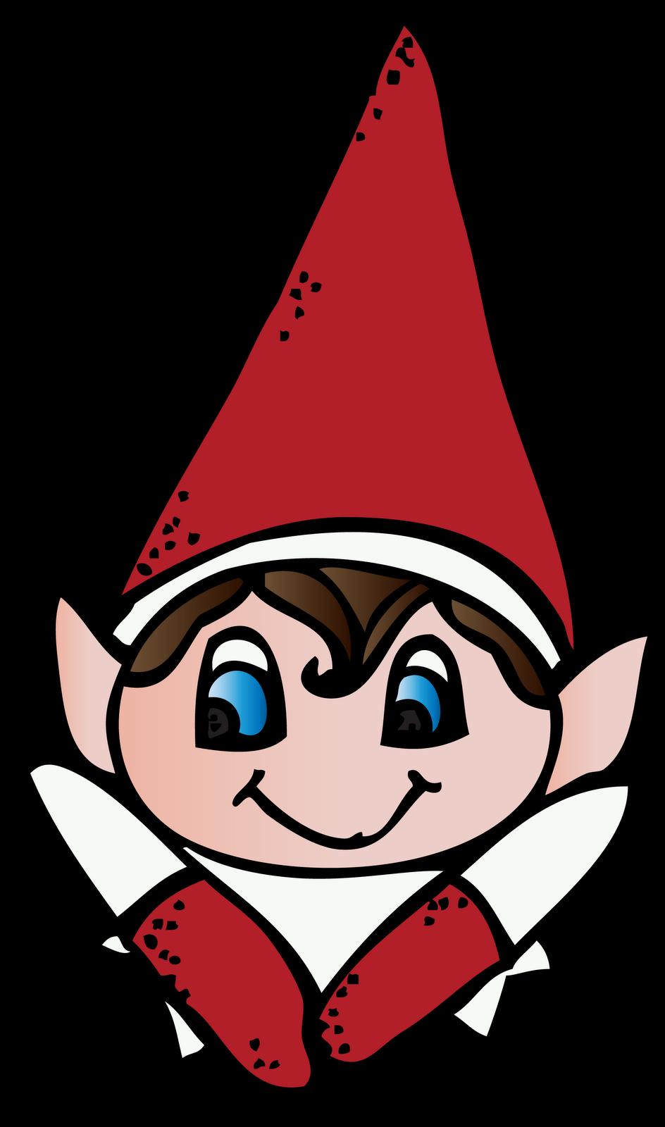 944x1600 Elf On The Shelf Clipart
