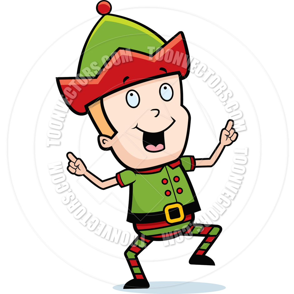 940x940 Elf Clipart Dancing