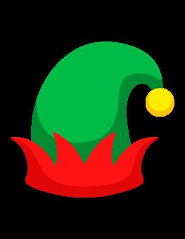 263x340 Elf Clipart Elf Hat