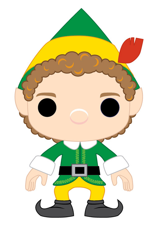 500x737 Collection Of Hermey The Elf Clipart High Quality, Free