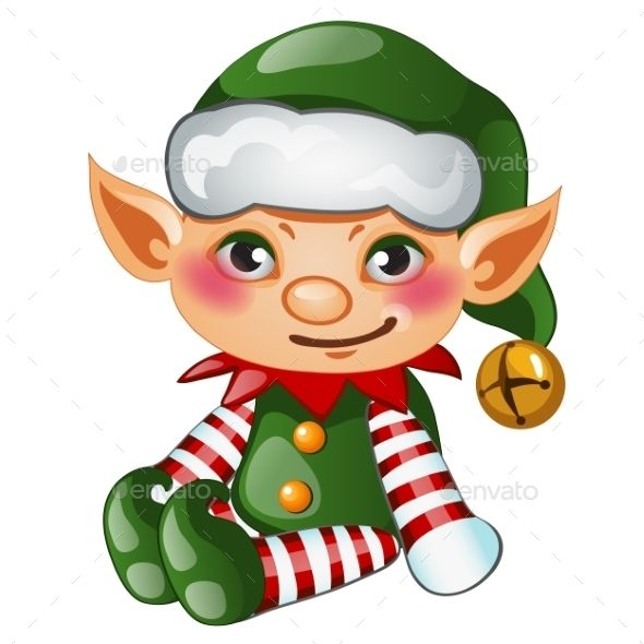 590x590 Boy Elf In Green Costume Green Costumes, Elves And Font Logo