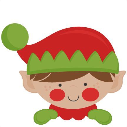 Elf On The Shelf Clipart Free