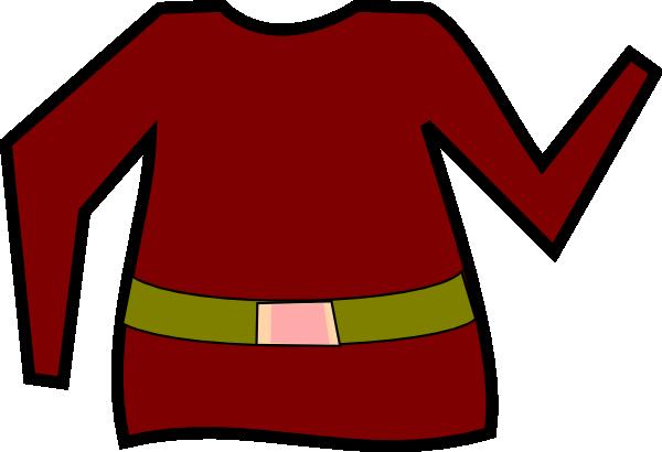 600x410 Elf Clipart Clothes