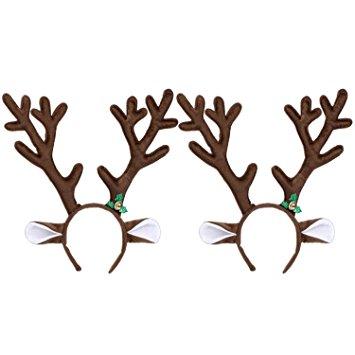 355x355 Elk Clipart Reindeer Antler Headband