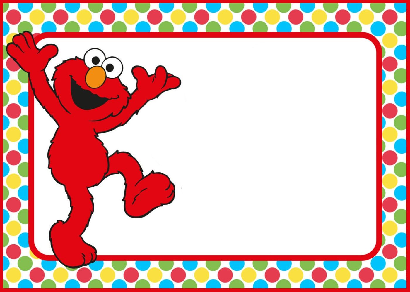Elmo Birthday Clipart At Getdrawings Free For Personal Use