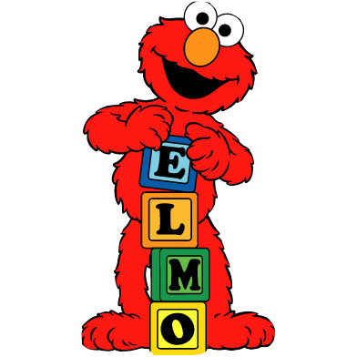 392x392 Elmo Clipart Pin Blonyale Bebe Walker On Diy And Crafts