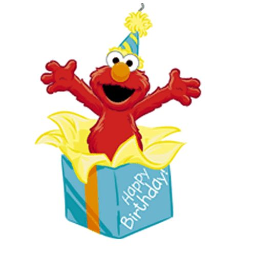 500x500 Collection Of Sesame Street Clipart Birthday High Quality