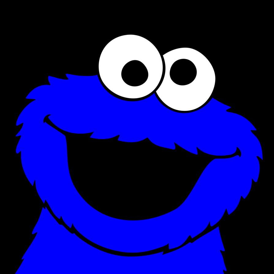 894x894 Cookie Monster Clip Art 5