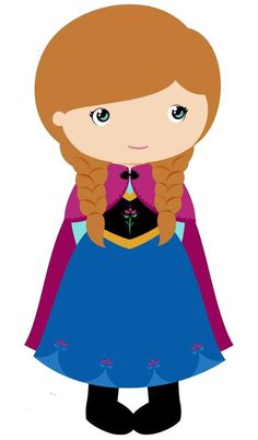 236x402 Image 1 Adorable Clip Art Anna, Clip Art And Princess