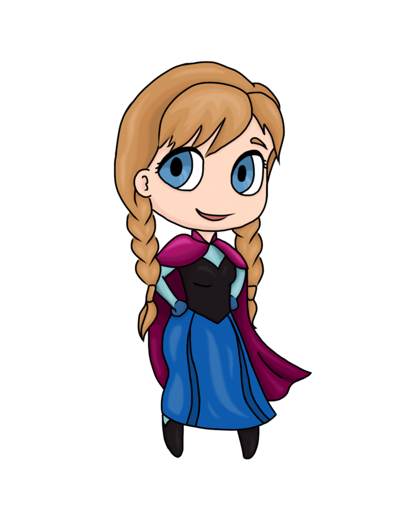 786x1017 Chibi Anna By The Rose Of Tralee