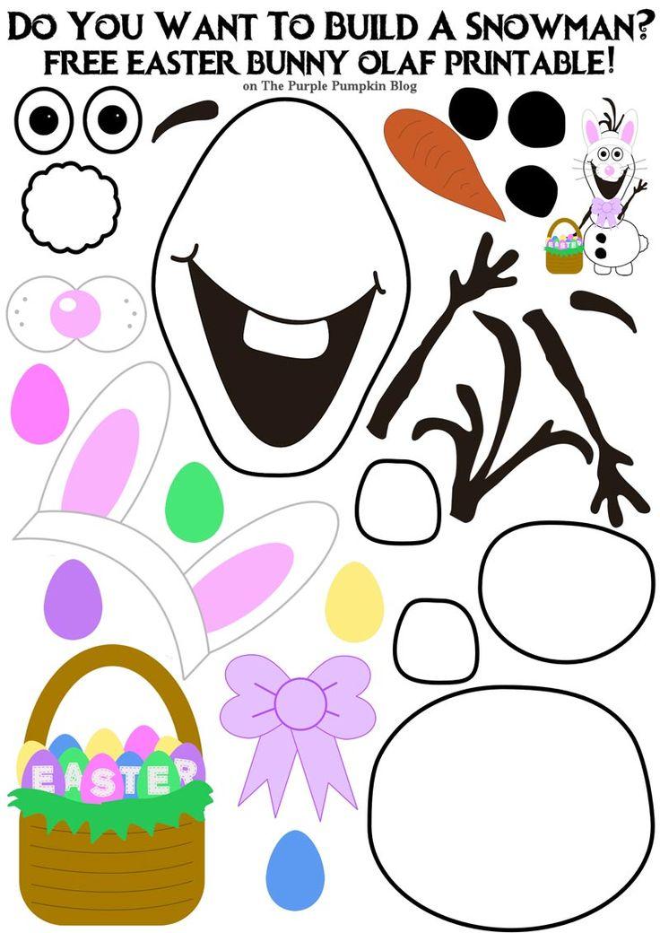 736x1040 Frozen Clipart Easter