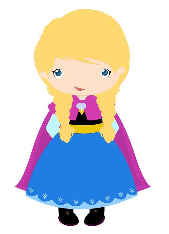 564x779 Princess Anna Cliparts