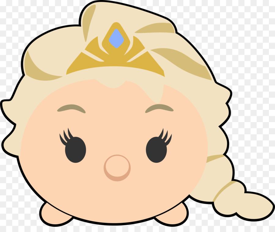 900x760 Disney Tsum Tsum Elsa Anna Olaf Clip Art