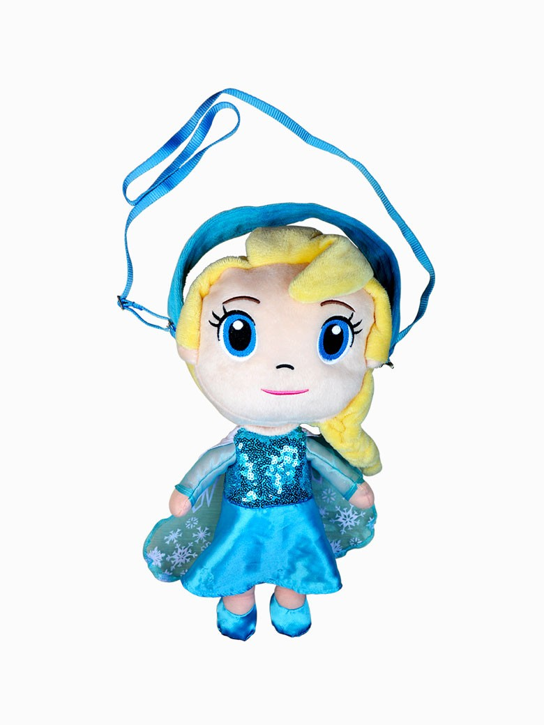 780x1040 Disney Frozen Plush Bag Elsa