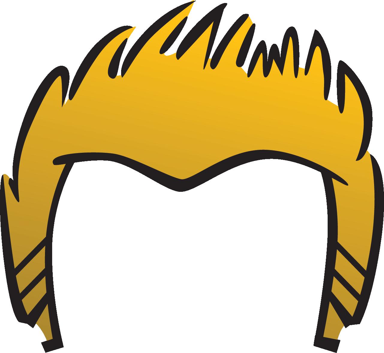 1281x1176 Clipart Boy Hair