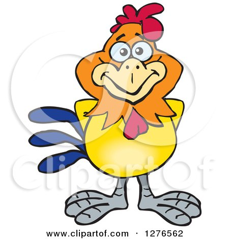 450x470 Clipart Illustration Of A Red Rooster Elvis Impersonator Dancing