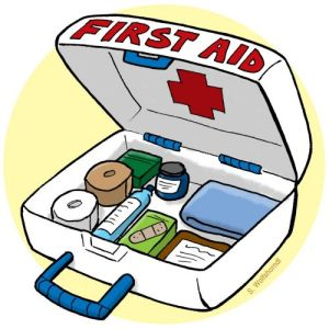 300x300 Emergency Kit Clip Art