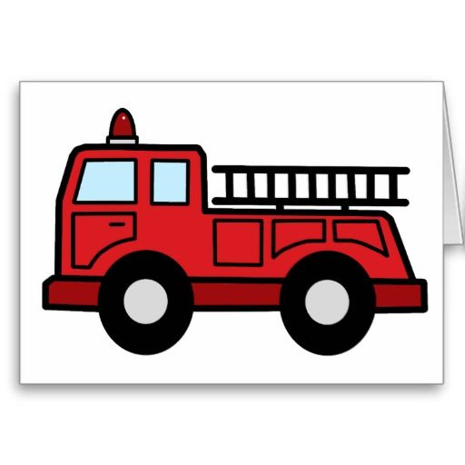 512x512 Emergency Vehicle Card Clip Art Free