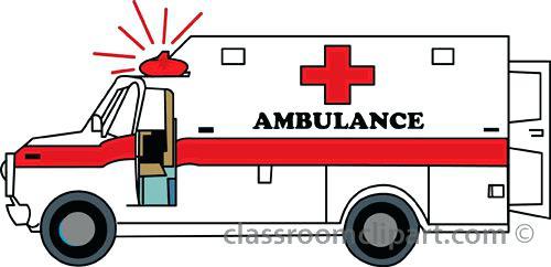500x242 Ambulance Pictures Clip Art Ambulance Car Vector Illustration Clip