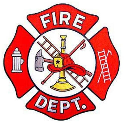 500x500 Extremely Fire Department Logo Clip Art Firefighter Clipart Kid