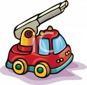 300x291 A Toy Firetruck