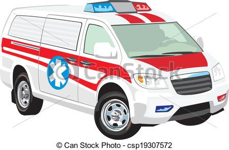 450x295 Medical Vehicle. Fast Medical Help Vehicle Vectors Illustration