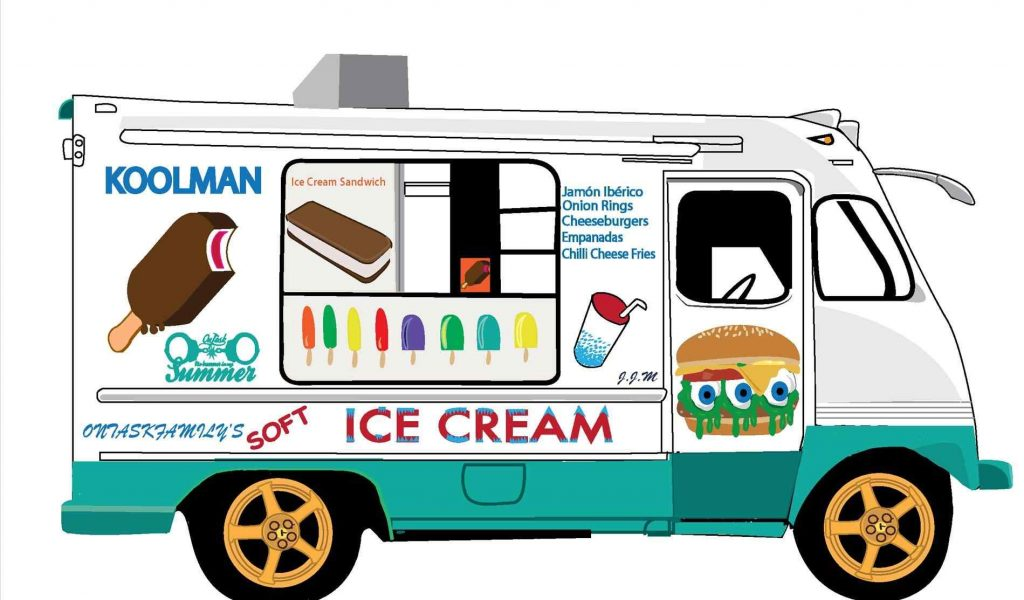 1024x600 The Images Collection Of Fire Pizza Truck Clipart S Free Download