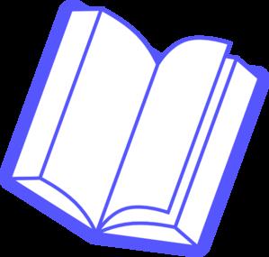 299x285 Blue Book Clip Art