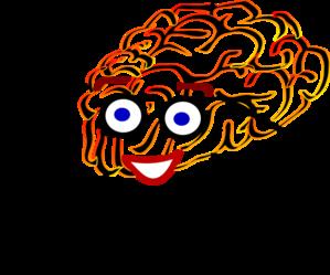 299x249 Brain Man Clip Art