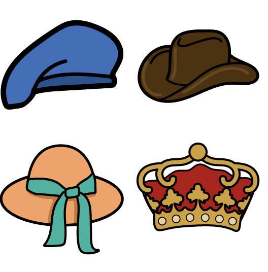 528x536 Hat Clipart Party Hat Clip Art Costume Clipart Hat Icons