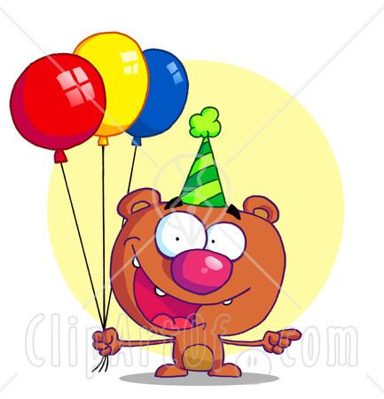 433x450 Ractedave Balloon Clip Art